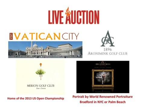 Live auction web